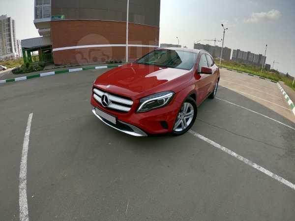 Mercedes-Benz GLA-Class, 2014 год, 1 327 000 руб.