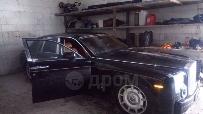 Rolls-Royce Phantom, 2004 год, 3 400 000 руб.