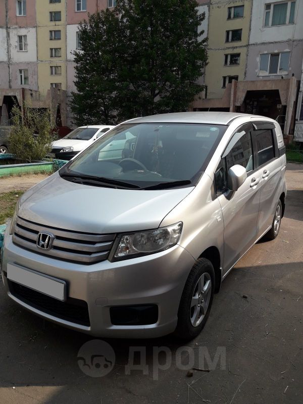 Honda Freed, 2010 год, 600 000 руб.