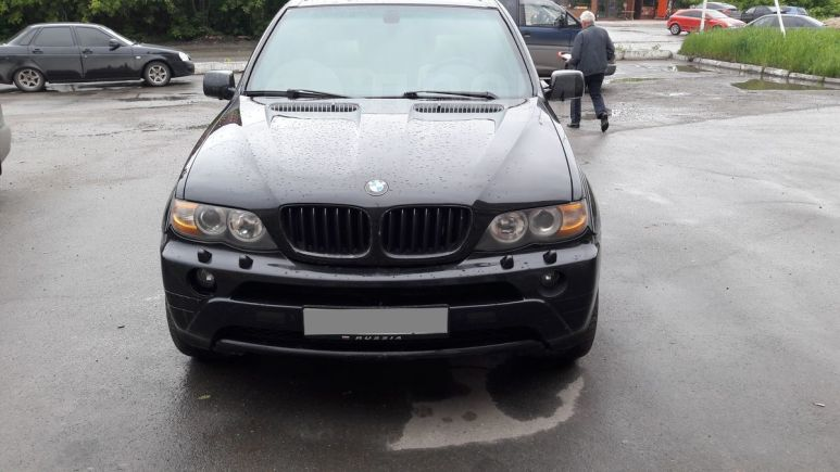 BMW X5, 2005 год, 590 000 руб.