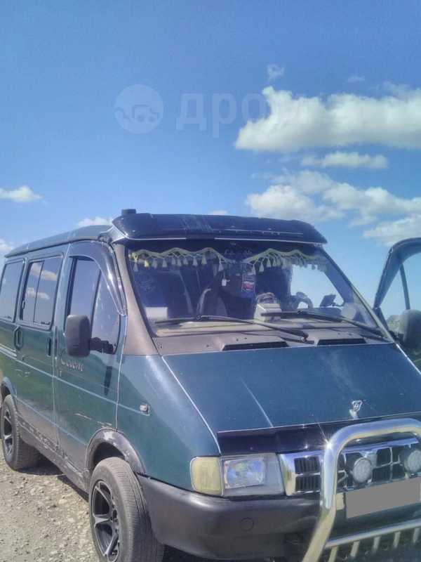 ГАЗ 2217, 1999 год, 250 000 руб.