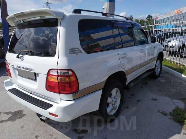 Toyota Land Cruiser, 1998 год, 855 000 руб.
