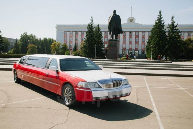 Lincoln Town Car, 2003 год, 380 000 руб.