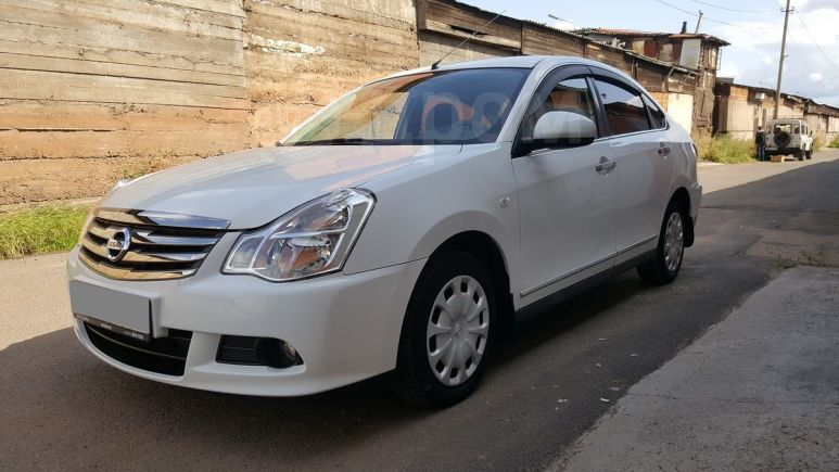 Nissan Almera, 2015 год, 525 000 руб.