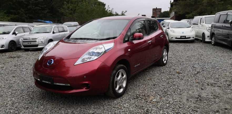 Nissan Leaf, 2012 год, 395 000 руб.