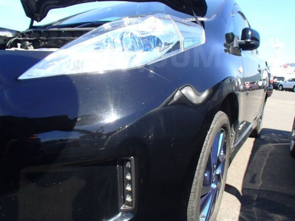 Nissan Leaf, 2015 год, 640 000 руб.
