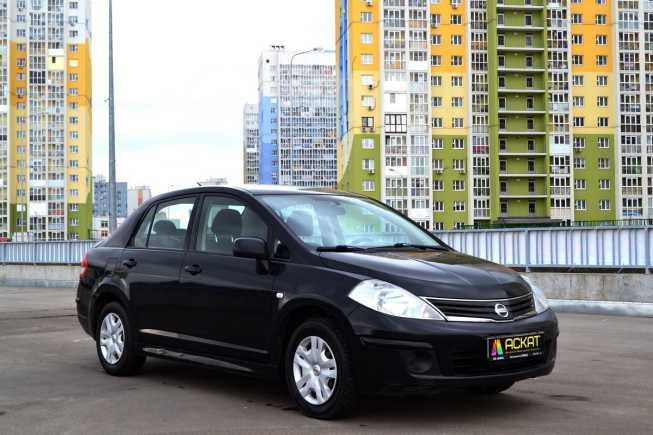 Nissan Tiida, 2012 год, 418 000 руб.