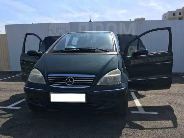 Mercedes-Benz A-Class, 2002 год, 230 000 руб.