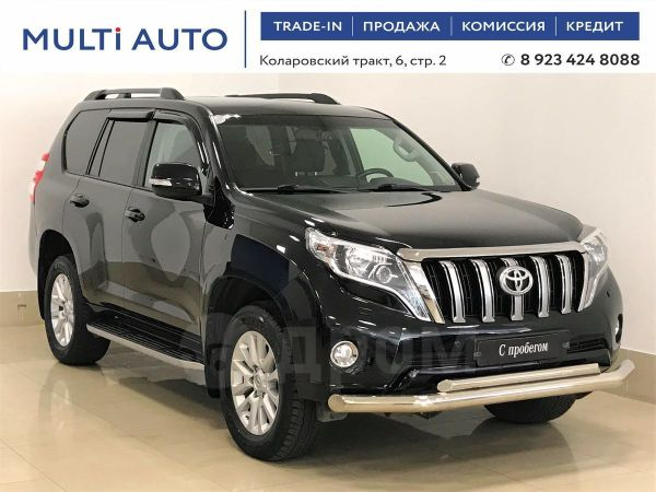 Toyota Land Cruiser Prado, 2014 год, 2 090 000 руб.