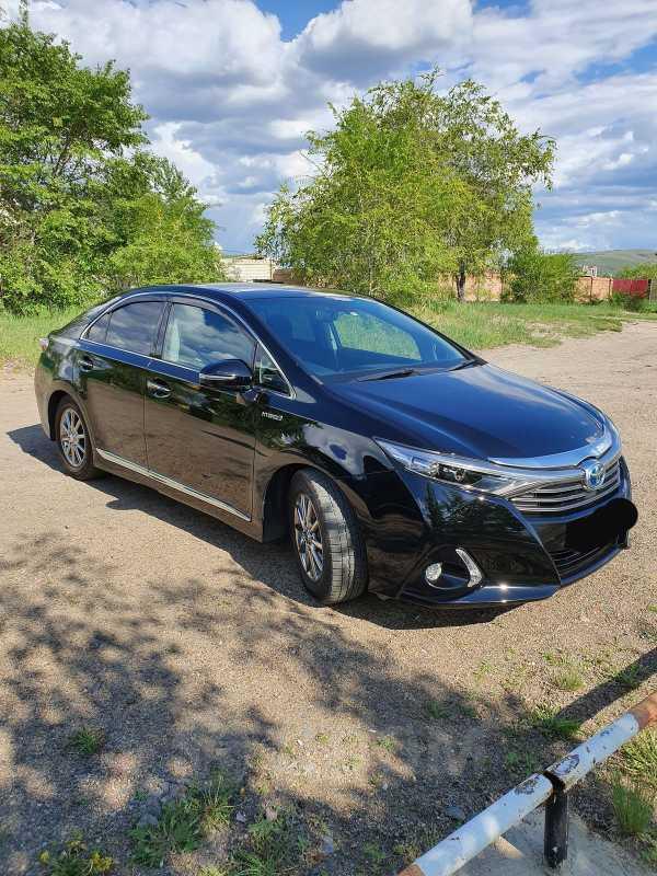 Toyota Sai, 2014 год, 1 510 000 руб.