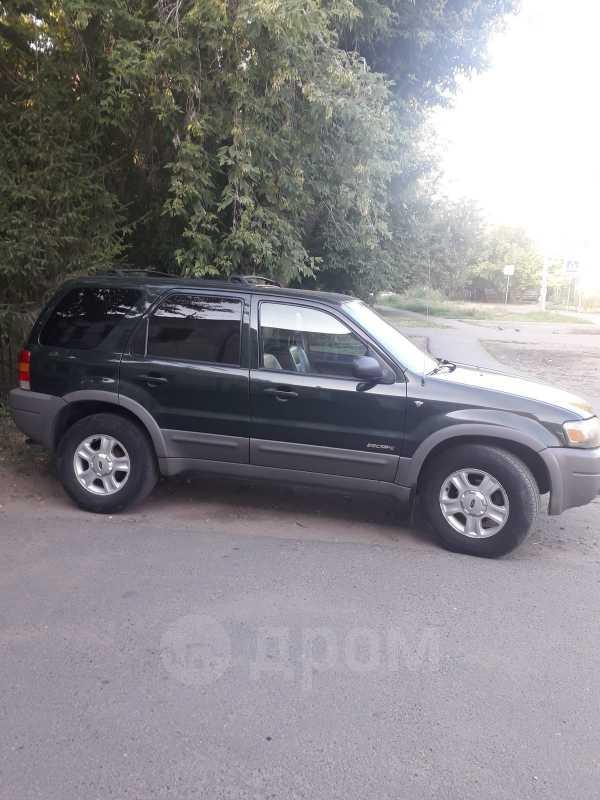 Ford Escape, 2002 год, 280 000 руб.