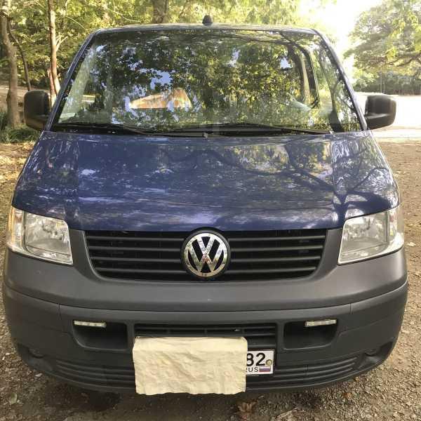 Volkswagen Transporter, 2005 год, 680 000 руб.