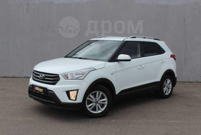 Hyundai Creta, 2016 год, 975 000 руб.
