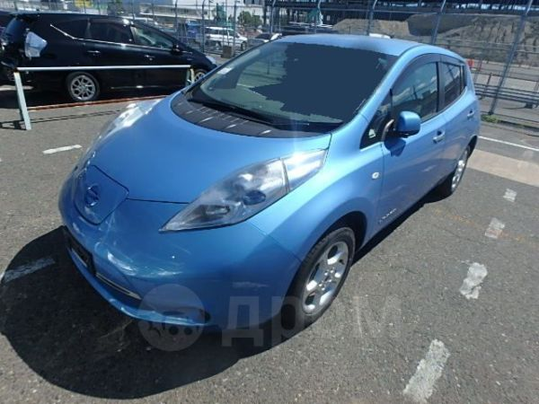 Nissan Leaf, 2011 год, 325 000 руб.