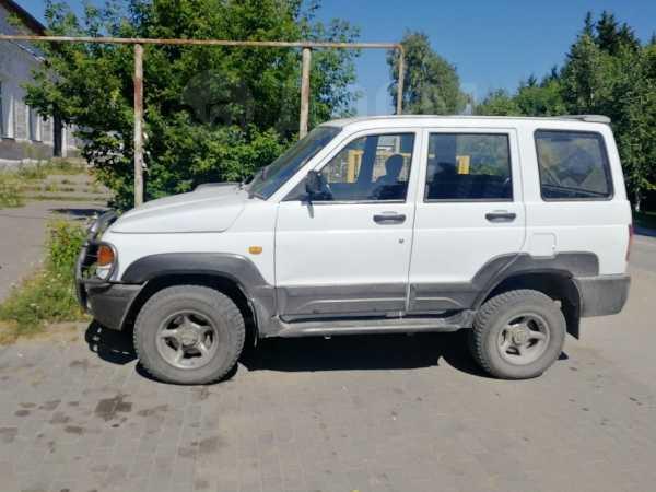УАЗ Симбир, 2002 год, 170 000 руб.