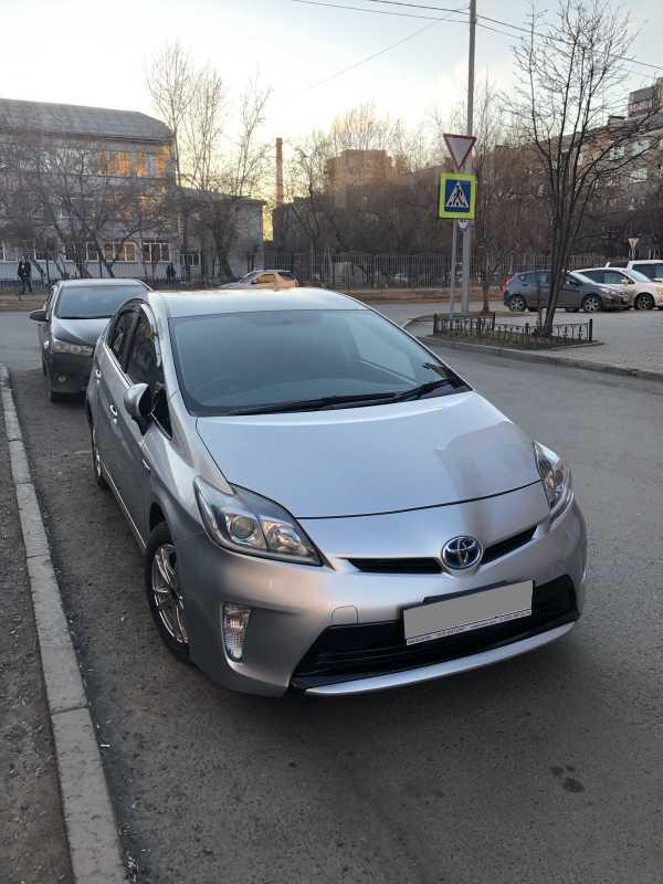 Toyota Prius, 2012 год, 815 000 руб.