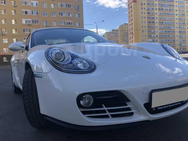 Porsche Cayman, 2011 год, 2 199 999 руб.