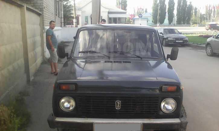 Лада 4x4 2121 Нива, 1999 год, 115 000 руб.