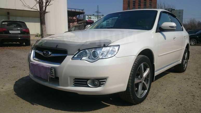 Subaru Legacy B4, 2008 год, 640 000 руб.