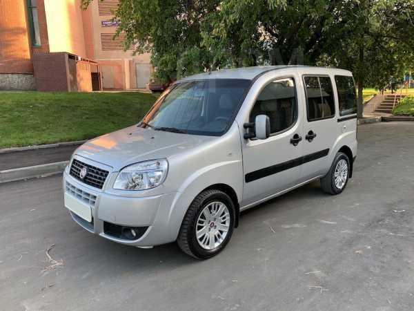 Fiat Doblo, 2013 год, 475 000 руб.