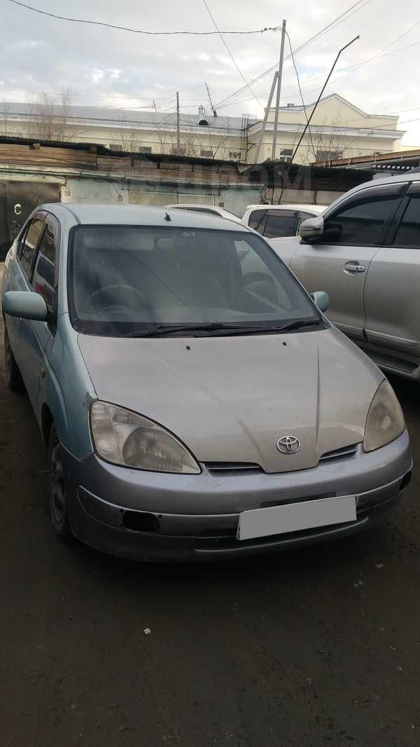 Toyota Prius, 2000 год, 120 000 руб.