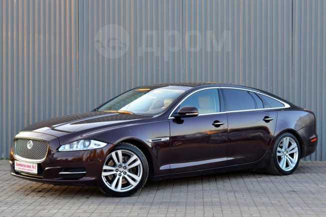 Jaguar XJ, 2013 год, 1 199 888 руб.