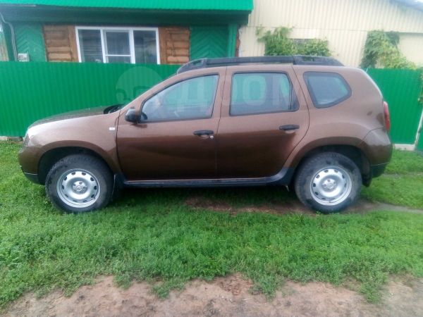 Renault Duster, 2015 год, 760 000 руб.