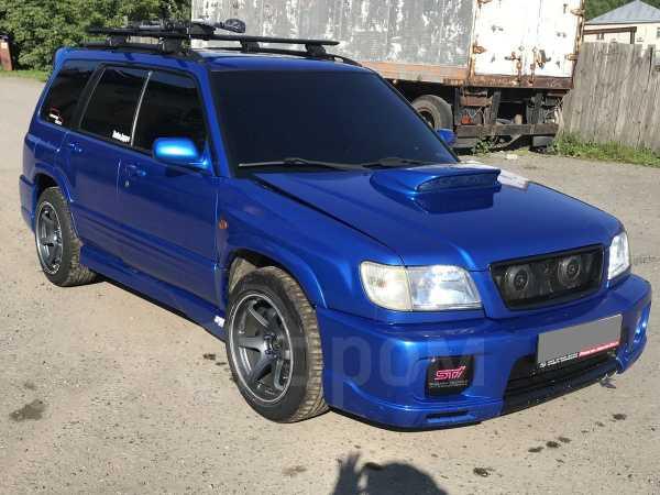 Subaru Forester, 2001 год, 550 000 руб.