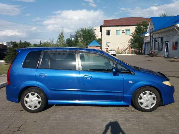 Mazda Premacy, 2002 год, 199 000 руб.