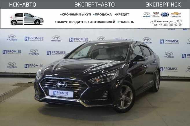 Hyundai Sonata, 2017 год, 1 465 000 руб.