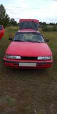 Mazda 626, 1990 год, 80 000 руб.