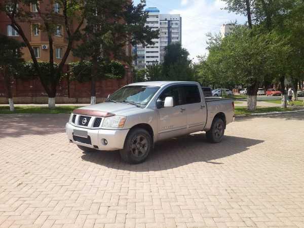 Nissan Titan, 2005 год, 950 000 руб.