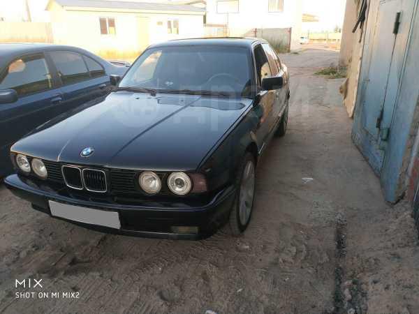 BMW 5-Series, 1992 год, 105 000 руб.