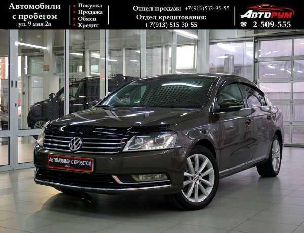 Volkswagen Passat, 2012 год, 727 000 руб.