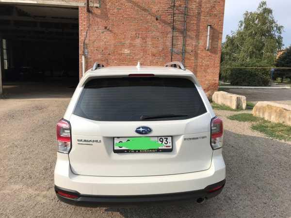 Subaru Forester, 2016 год, 1 500 000 руб.
