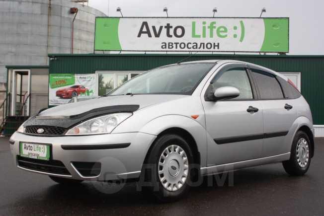 Ford Focus, 2004 год, 199 000 руб.
