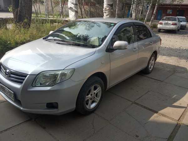 Toyota Corolla Axio, 2008 год, 415 000 руб.