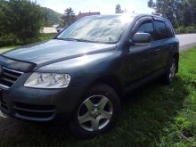 Горно-Алтайск Touareg 2004
