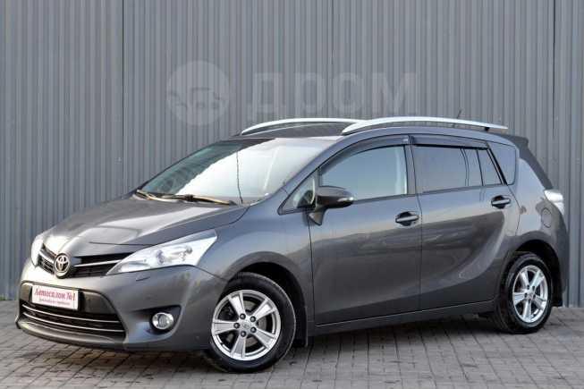 Toyota Verso, 2013 год, 879 900 руб.