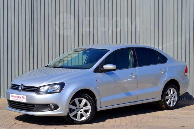 Volkswagen Polo, 2010 год, 399 888 руб.