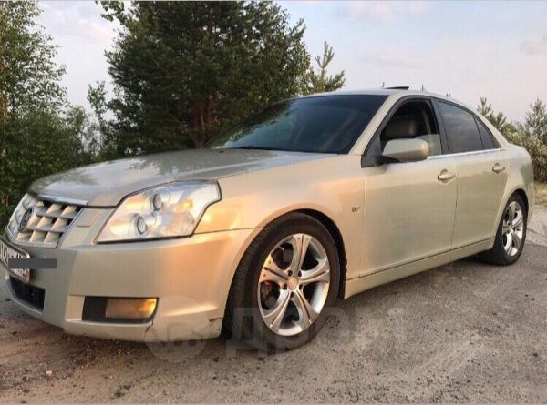 Cadillac BLS, 2007 год, 400 000 руб.