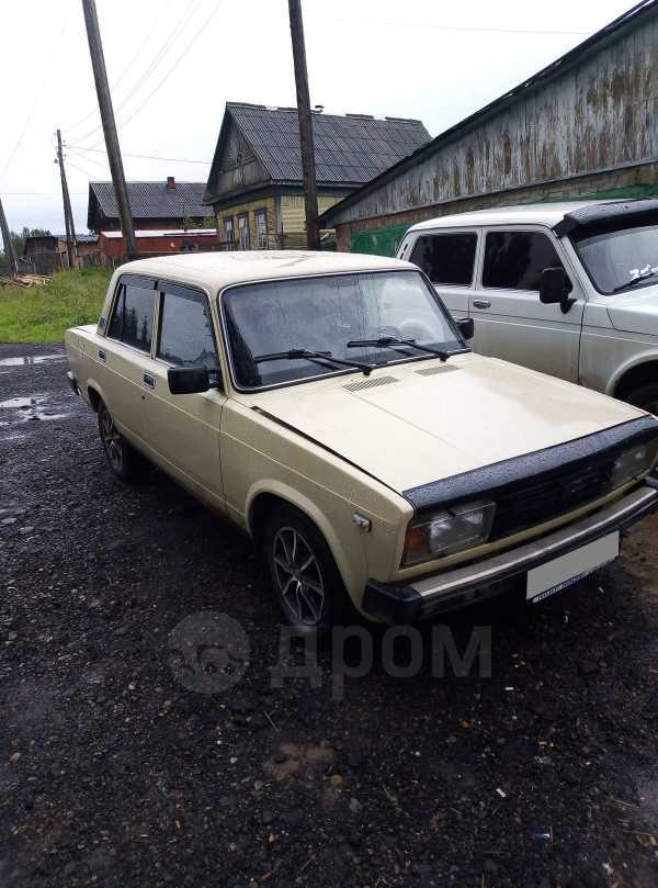 Лада 2105, 1995 год, 40 000 руб.