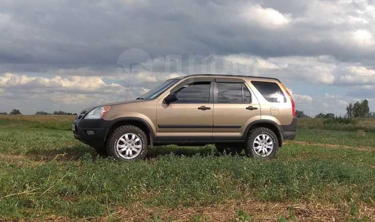 Honda CR-V, 2003 год, 680 000 руб.