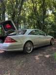 Mercedes-Benz CL-Class, 2001 год, 500 000 руб.
