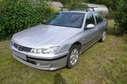 Peugeot 406, 2001 г., Новокузнецк