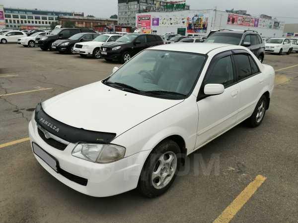 Mazda Familia, 1999 год, 158 000 руб.
