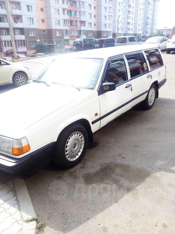 Volvo 940, 1993 год, 275 000 руб.