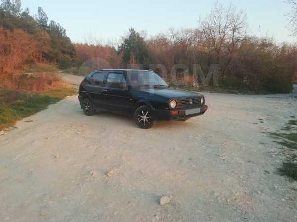 Volkswagen Golf, 1987 год, 49 000 руб.
