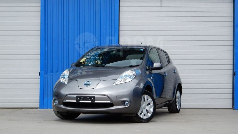 Nissan Leaf, 2013 год, 659 196 руб.