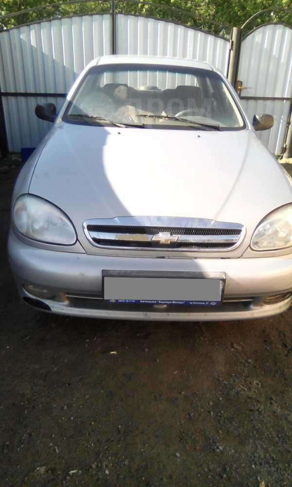 Chevrolet Lanos, 2007 год, 64 170 руб.